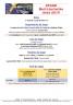 Stage Multi-activités - Août 2019
