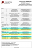 AGR - Calendrier équipe 2 Ph1 20-21 édition 2021