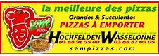 Visiter le site de Sam Pizzas