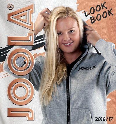 Catalogue vêtements Joola 2016 2017
