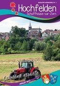 Bulletin municipal Hochfelden juillet 2017