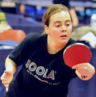 Lætitia Reffet (19), la capitaine-entraîneur des filles de Zorn TT. PHOTO DNA