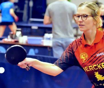 Sabine Wernette va aider Zorn TT/Hochfelden à battre Viry/Châtillon pour espérer se maintenir en N2. PHOTO DNA