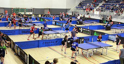 Salle Championnats du Grand Est 2018 LGETT