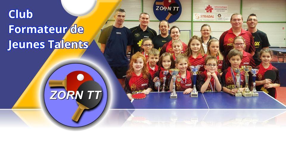 Zorn TT Hochfelden Club Formateur de Jeunes Talents