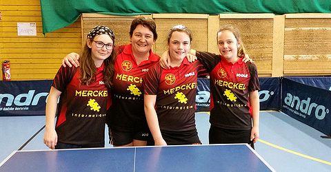 Zorn TT Hochfelden Equipe 2 dames