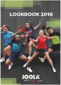 Nouveau Catalogue Vêtements JOOLA 2018-2019