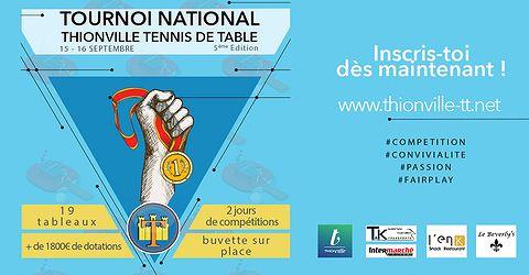 Tournoi de Thionville 2018