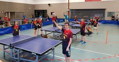AGR - Championnat Jeunes Individuel