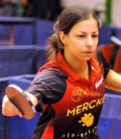 3 sur 3 pour Olga Georgopoulou, la Grecque de Zorn TT, devant Lyon. PHOTO DNA
