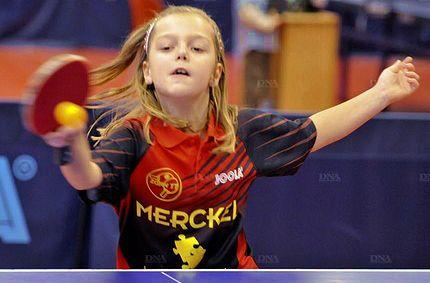 Superbe prestation d'Elena Dorn (Zorn TT), 1 re en Nationale 2 au Creusot. PHOTOs DNA