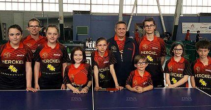 Cinq titres de champions du Bas-Rhin et quatre titres de vice-champions pour les représentants de Zorn TT/Hochfelden. PHOTO DNA