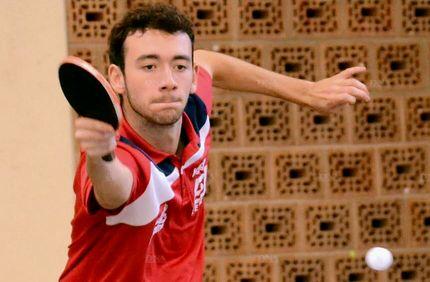 En GE2, match parfait de Lucas Pinto et de Marmoutier à Forbach (victoire 3-11).  PHOTO DNA