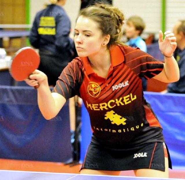 Match important pour Marie-Amélie Boni et Zorn TT cet après-midi à Hochfelden contre Sainte-Geneviève-des-Bois dans l'optique du maintien en N2.  PHOTO DNA
