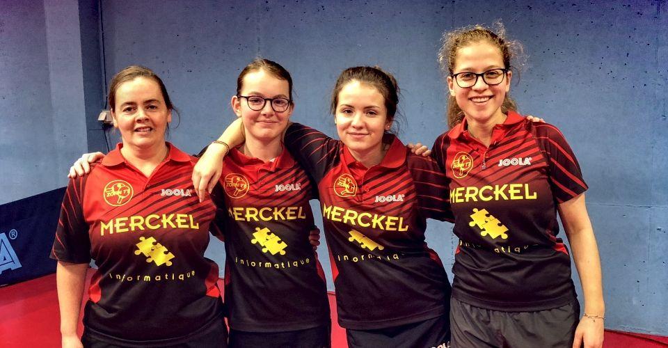 Zorn TT Hochfelden Dames 1 à St Quentin