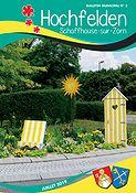 Bulletin municipal Hochfelden juillet 2018