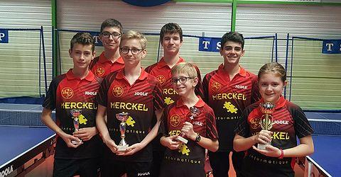 Les 7 jeunes de Zorn TT Hochfelden