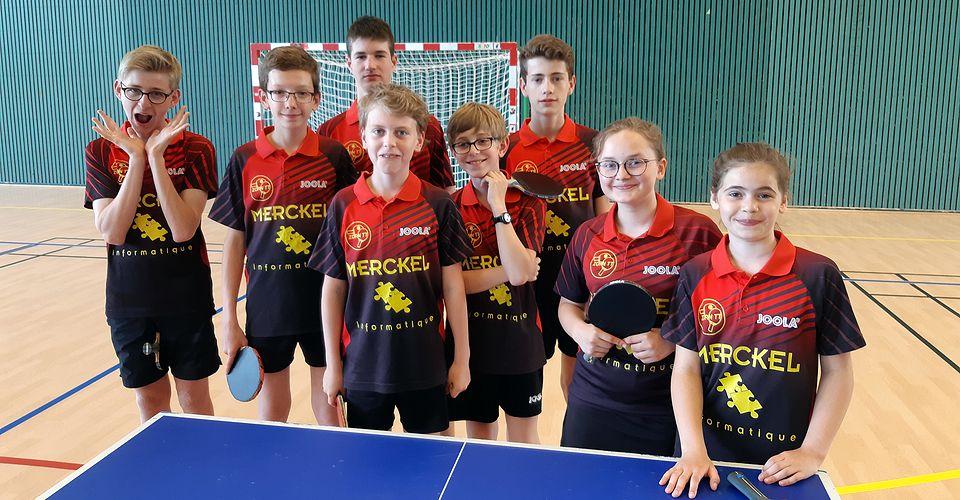 AGR - Finales départementales Jeunes - Photo de groupe