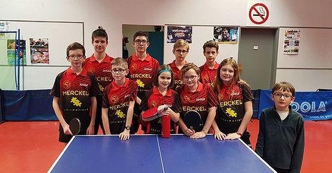 AGR - Championnat Jeunes Individuel - 5ème tour 2018-2019