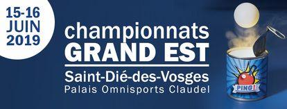 Bandeau Championnats Individuels du Grand Est