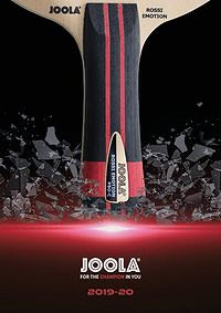Catalogue JOOLA 2019-2020