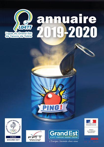 Annuaire LGETT 2019-2020