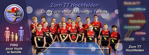 Réaffiliation 2020-2021 Zorn TT Hochfelden