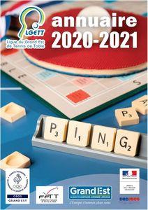 Annuaire LGETT 2020-2021