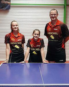 Équipe 3 Messieurs avec Élise, Sophie et Emmanuel