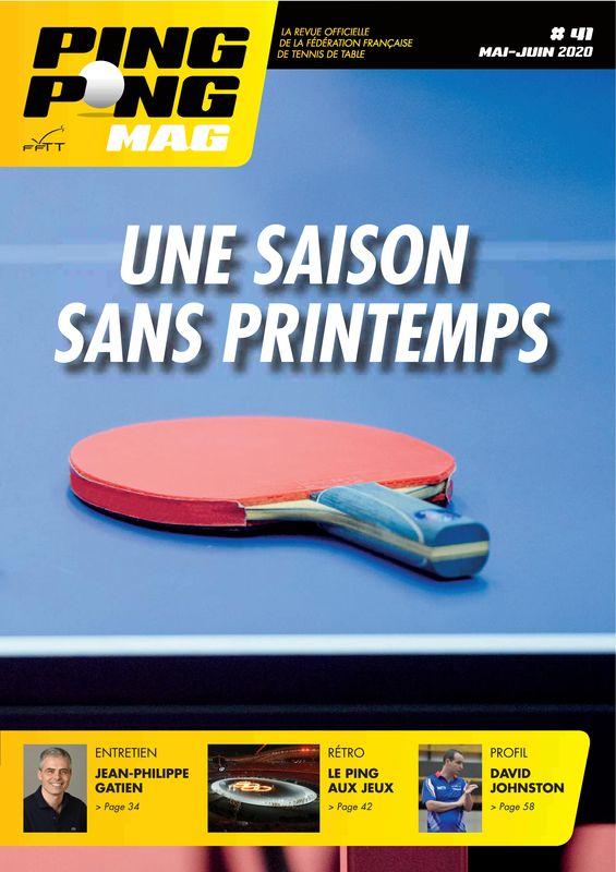 Ping Pong Mag n°41