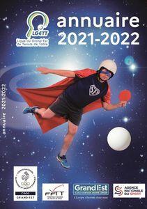 Annuaire LGETT 2021-2022