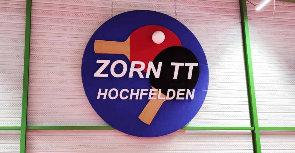 Logo Zorn TT Hochfelden à la salle