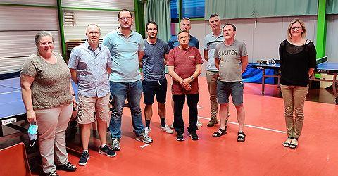 Zorn TT Hochfelden - Nouveau Comité AG2021