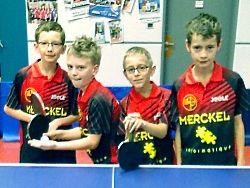 equipe jeunes minimes 1 v