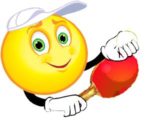 smiley pingpong